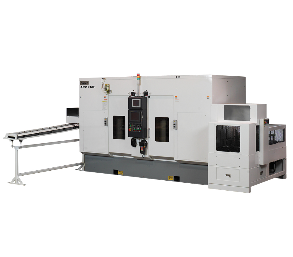 ANW-4100 Twin Spindle Lathe