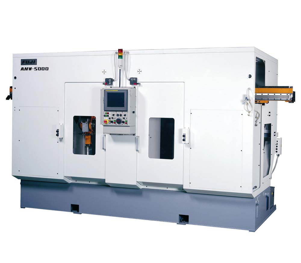 ANW-5000 Twin Spindle Lathe